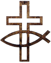 Cross w/ Fish